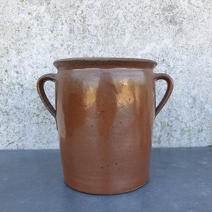 WS00088, aardewerken pot