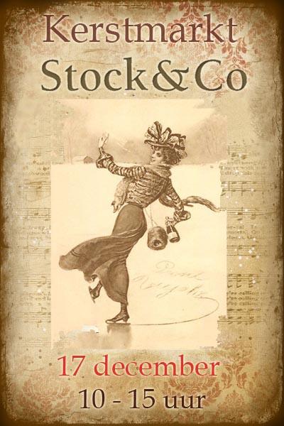 kerst markt Stock & Co 17 december 2016