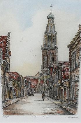 C1827-2, Fancesco Antoinetti, Torenstraat
