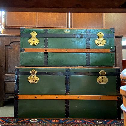 WS00128b, Vintage hutkoffer, large