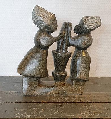 WS00150, Anderson Chikonyora, twee figuren