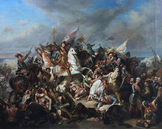 C4704, JC Leich, Slag bij Nieuwpoort