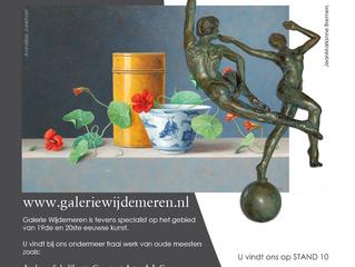 20e editie van het Kunst & Antiekweekend in Naarden.
