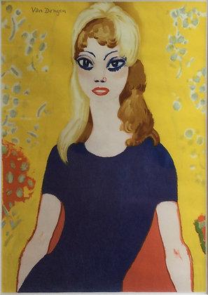 C5055, Kees van Dongen, Brigitte Bardot