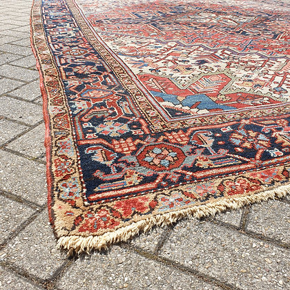 WS00132, Perzisch - Heriz tapijt,322 x 250 cm
