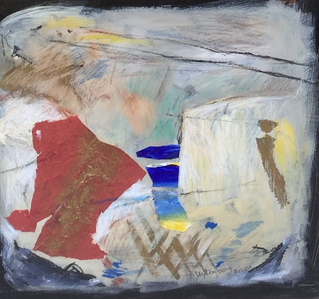 C854-2, Therese Uytenborg, abstracte voorstelling