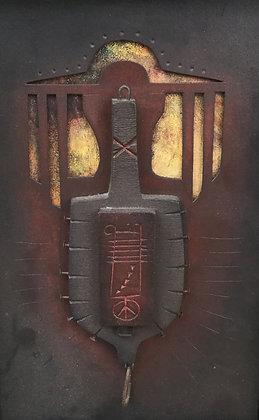 C4940-8, Ari van Santvoort, Magische Objekte, AXI 55