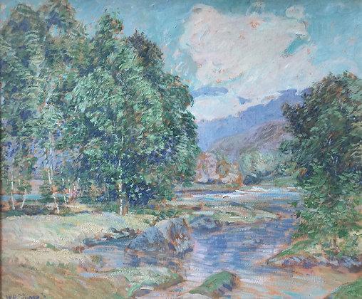A8607, WH Singer jr., Olden River