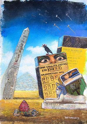 C4661-8, Jean Thomassen, Egypt
