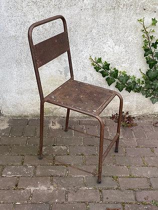 WS00044, Franse bistro-stoel, metaal, prijs per stuk