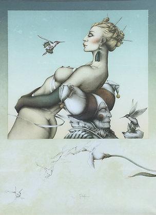 C3797, Michael Parkes, Nectar