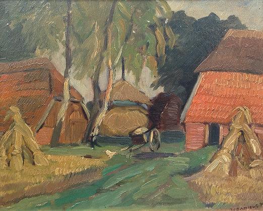 A9979, W.F. Daniels, hooiberg
