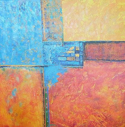C2151-8, de Graaf, abstracte voorstelling