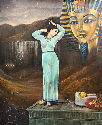 C4661-1, Jean Thomassen,Voice of Egypt (nr. onbekend)