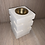 Thumbnail: Stone cube wax burner