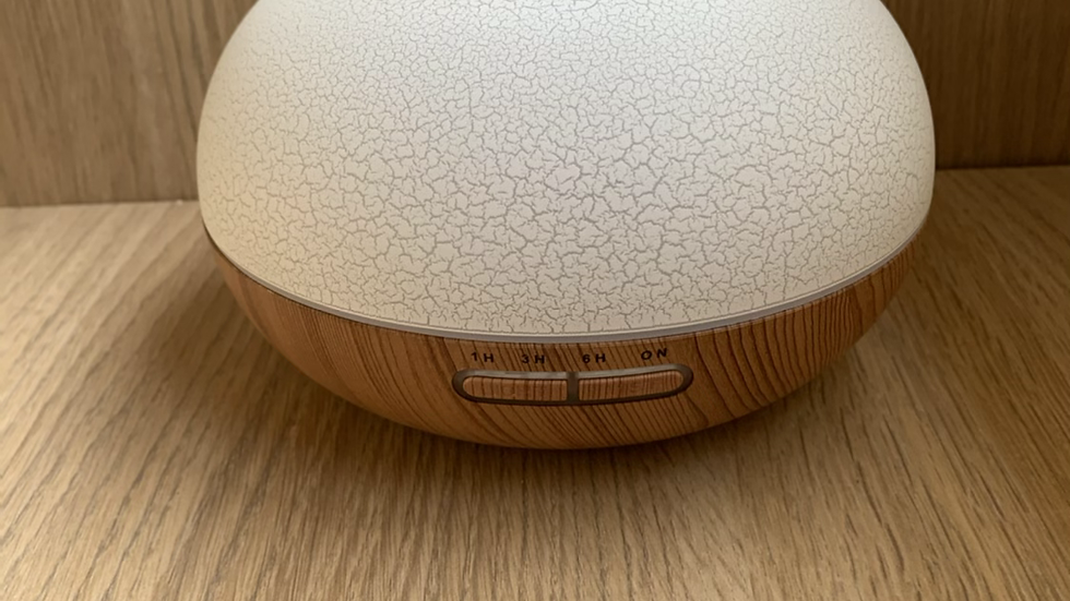 Large Crackle Effect Aroma Diffuser