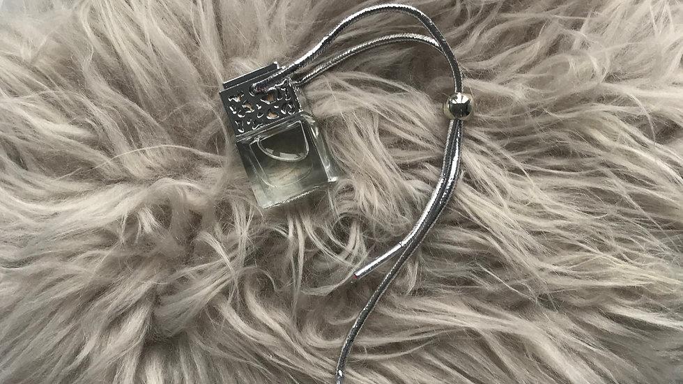 Silver Cap Car Perfume