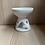 Thumbnail: Large white geometric burner