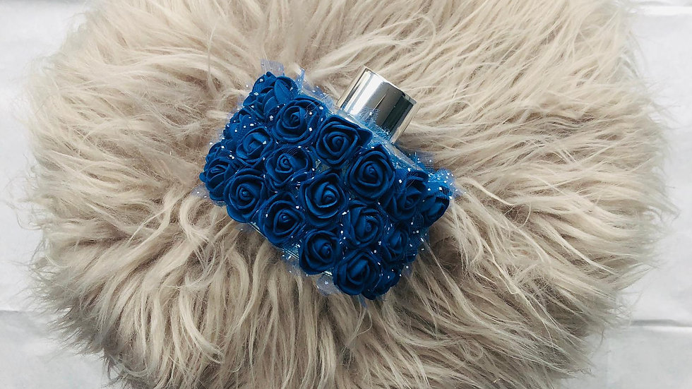 Royal Blue Flower Reed Diffuser