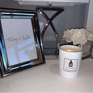 Black opium candle - in stock now link i
