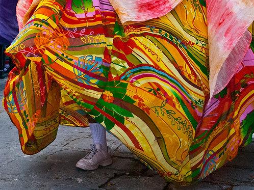 Colores de pie
