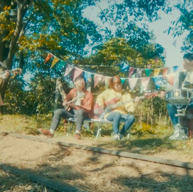 「ローカルトレイン 」MV|Pororoca
