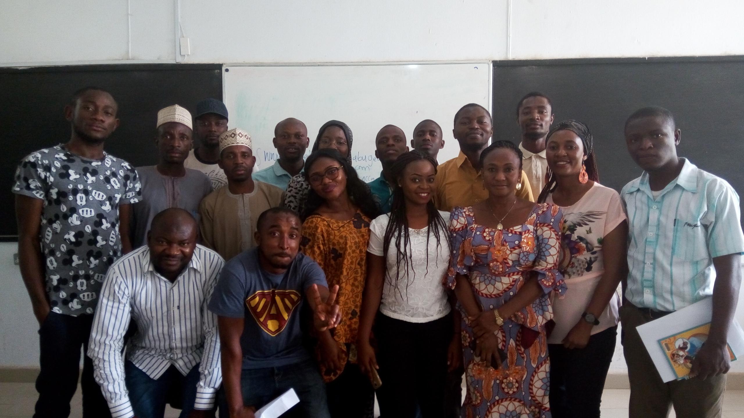 Ahmadu Bello U YouthMappers Chapter