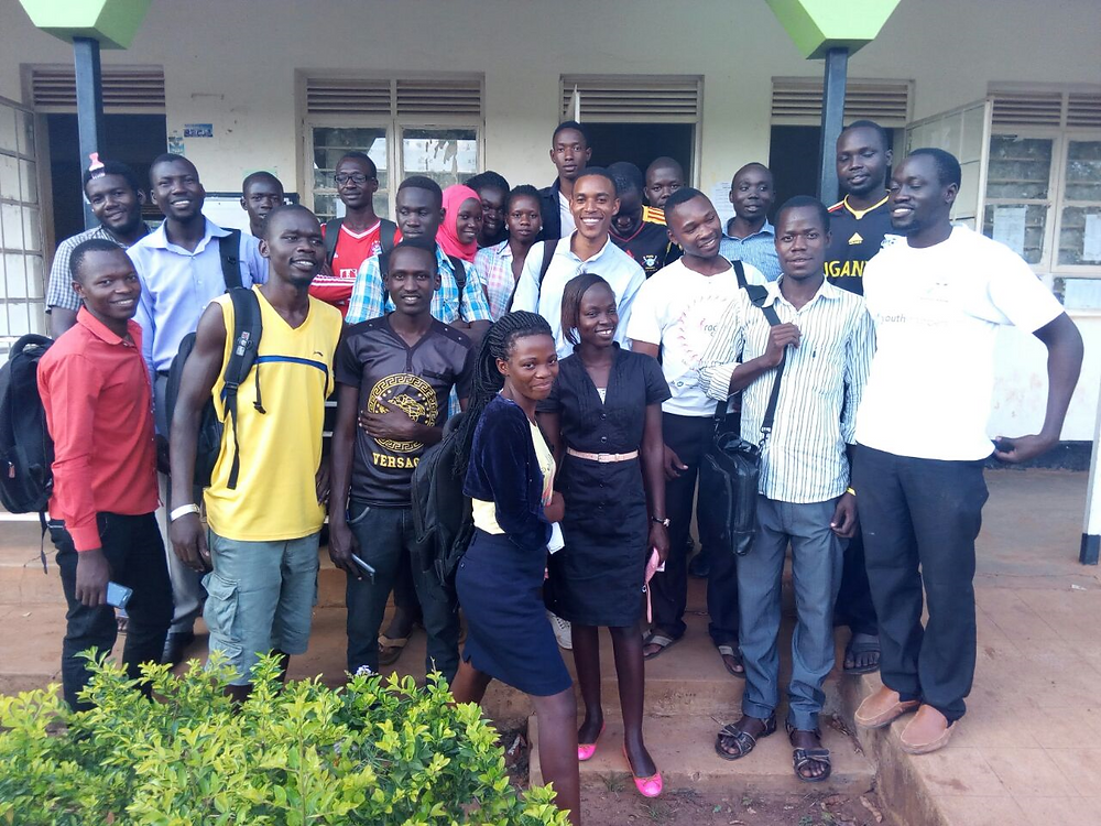 CSGU Mappers - Gulu University Chapter