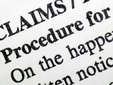 The Importance of Timely Claims Reporting