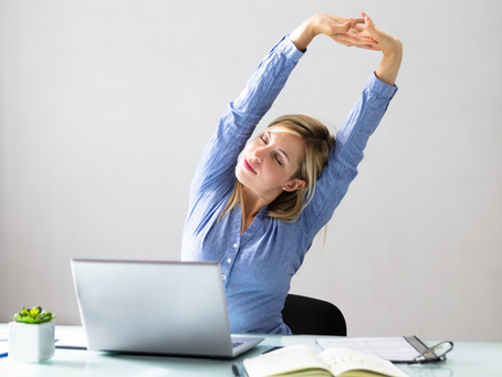 Workplace Stretching