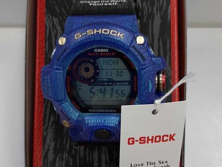 G-SHOCK ジーショック GW-9406KJ-2JR RANGEMAN Love The Sea And The Earthコラボレーションモデル ヒクイドリ
