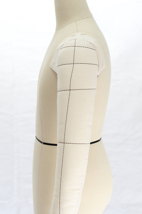 Male Dummy Arms