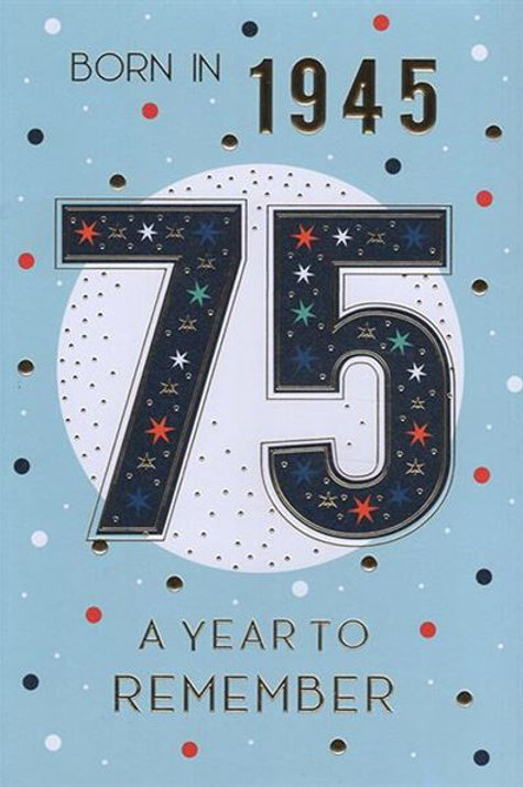 IC&G 75th Male Year You Were Born