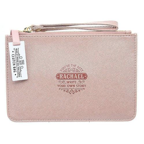 Personalised Clutch Bag - Rachael