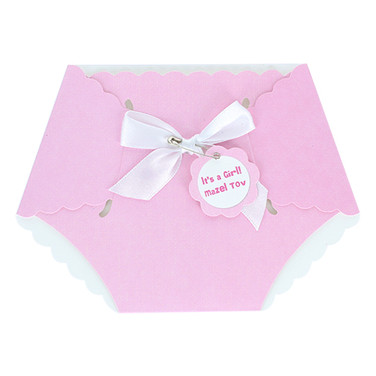 Baby Girl Cards