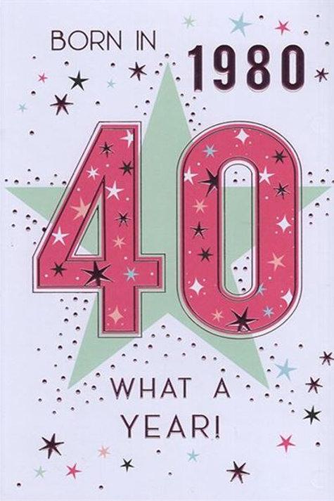 IC&G 40th Female Year You Were Born
