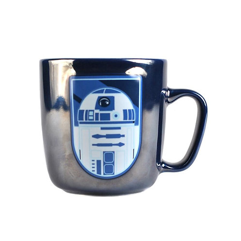 Star Wars Metallic Mug - R2-D2
