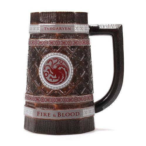 Game of Thrones Stein Mug - Targaryen