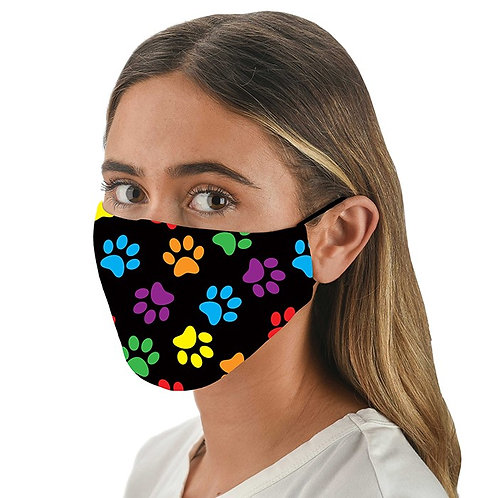 Paws Face Mask