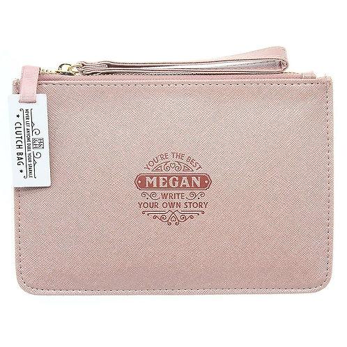 Personalised Clutch Bag - Megan