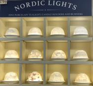 Nordic Lights Candleshade T-Light Holders