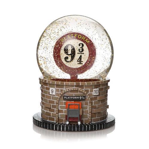 Harry Potter Snow Globe - Platform 9 3/4