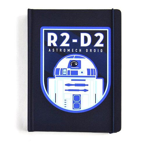 Star Wars A5 Notebook - R2-D2