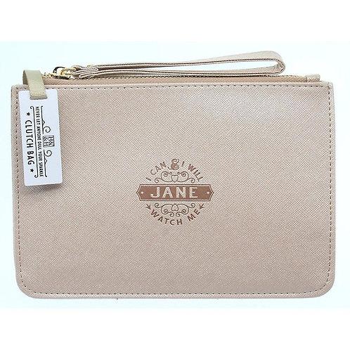 Personalised Clutch Bag - Jane