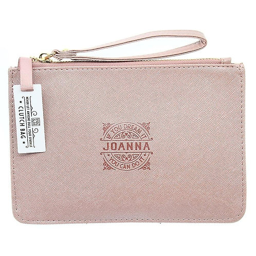 Personalised Clutch Bag - Joanna