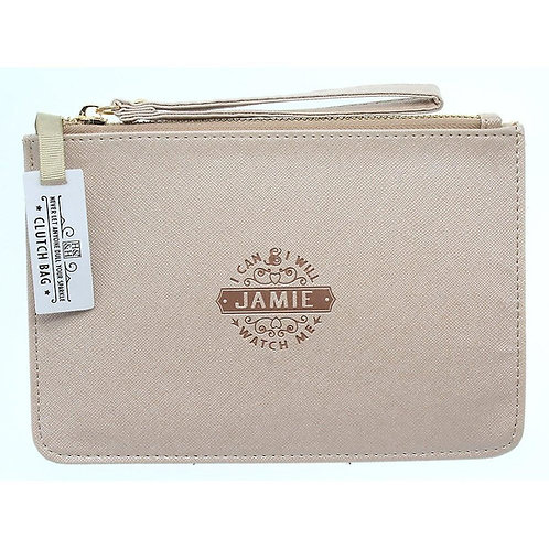Personalised Clutch Bag - Jamie