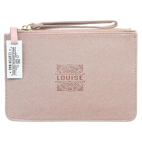 Personalised Clutch Bag - Louise