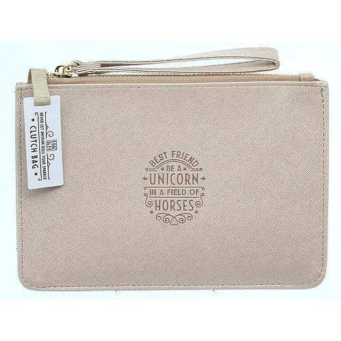 Personalised Clutch Bag - Best Friend