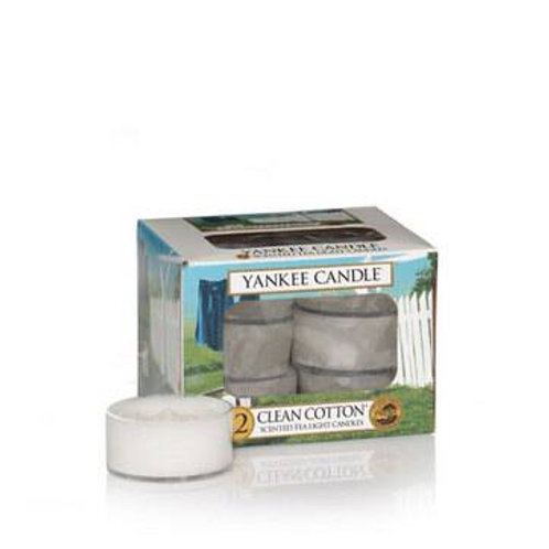 Scented Tea Light Candles