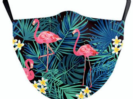 Flamingo Reusable Face Mask